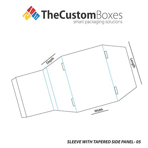 Sleeve-With-Tapered-Side-Panel-full-template