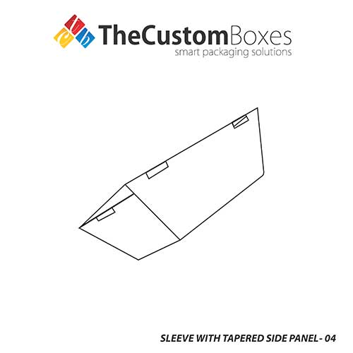 Sleeve-With-Tapered-Side-Panel-template