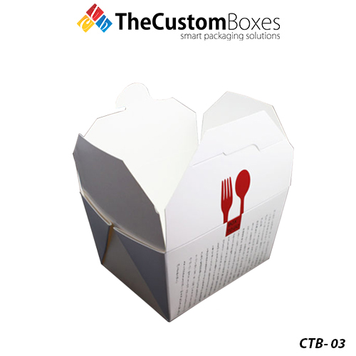 Chinese Take out Boxes Wholesale | Low Priced Custom Made Boxes