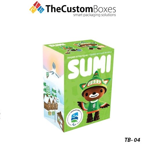 Toy Packaging Boxes Wholesale Custom Toy Packaging Solutions