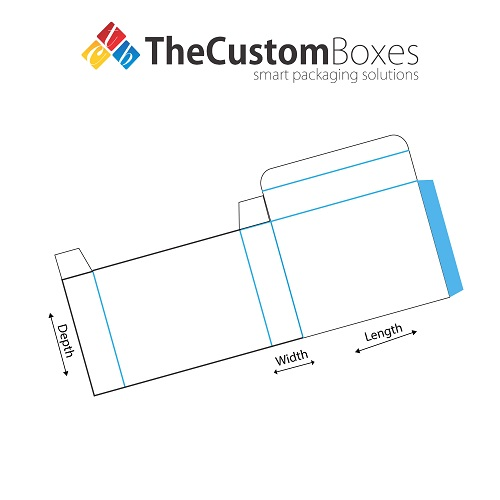 Tuck-End-Cover-Template