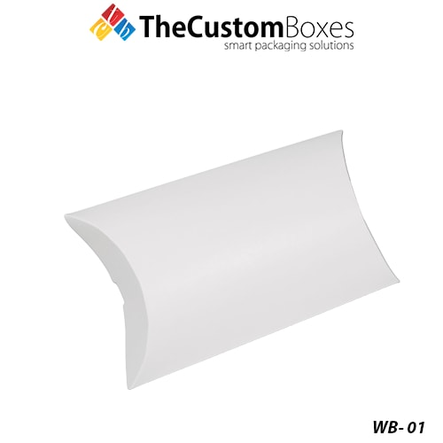 White-Pillow-Boxes