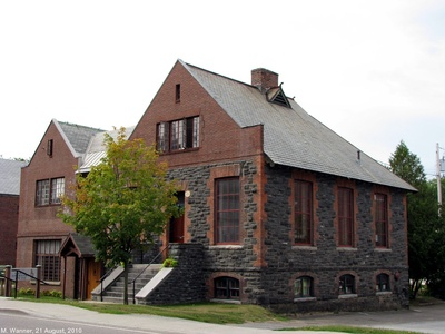 History of the Saranac Laboratory