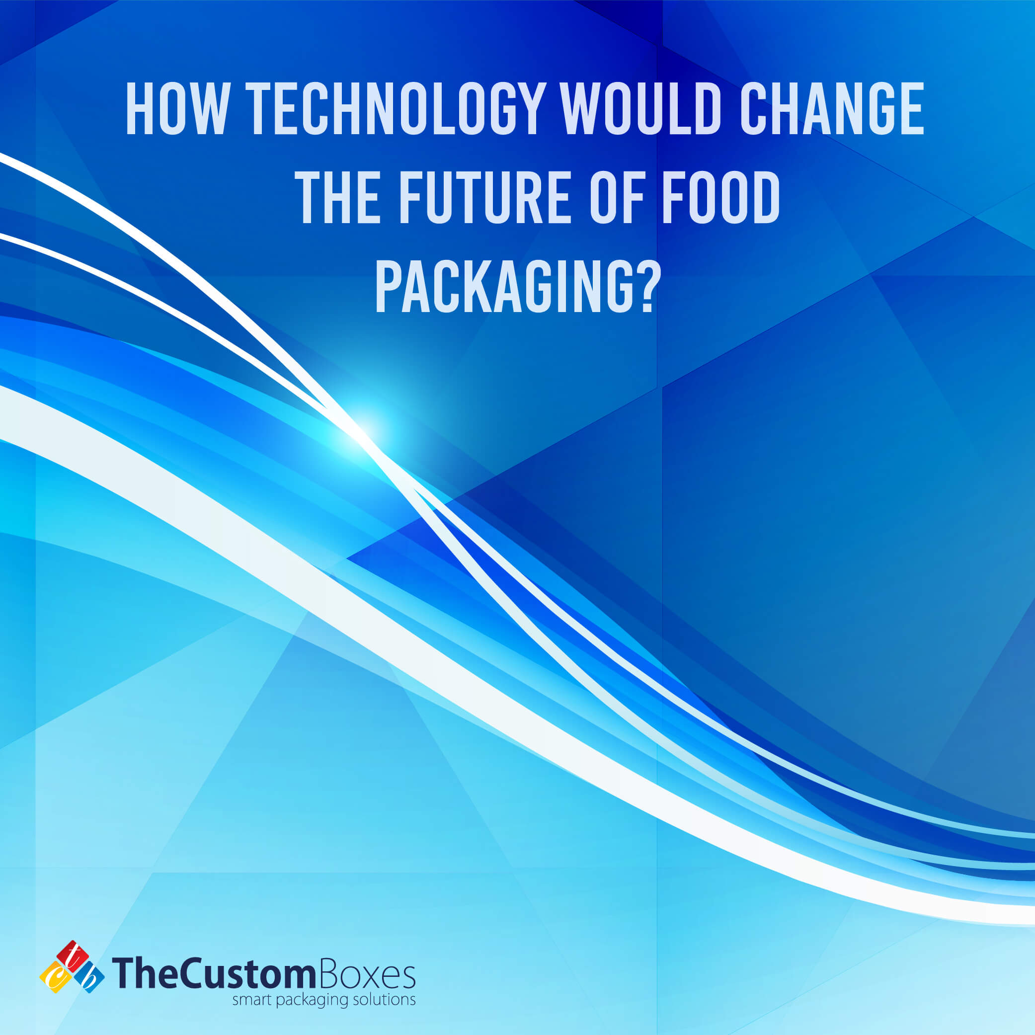 How Technology Would Change The Future of Food Packaging?