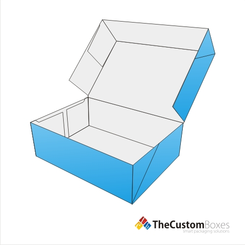 custom-Four-Corner-Cake-Box-packaging-and-printing