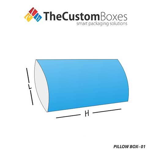 custom-Pillow-Box-packaging-and-printing