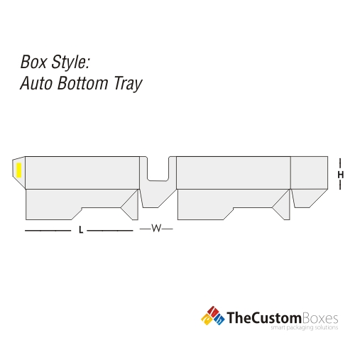Structural design of Auto Bottom Tray