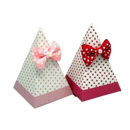 pyramid Candy Boxes