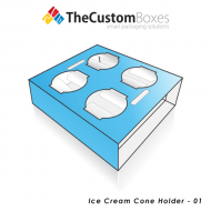 Ice-Cream-Cone-Holder