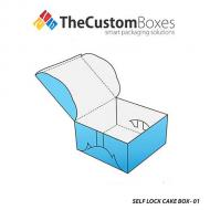 Self-Lock-Cake-Box